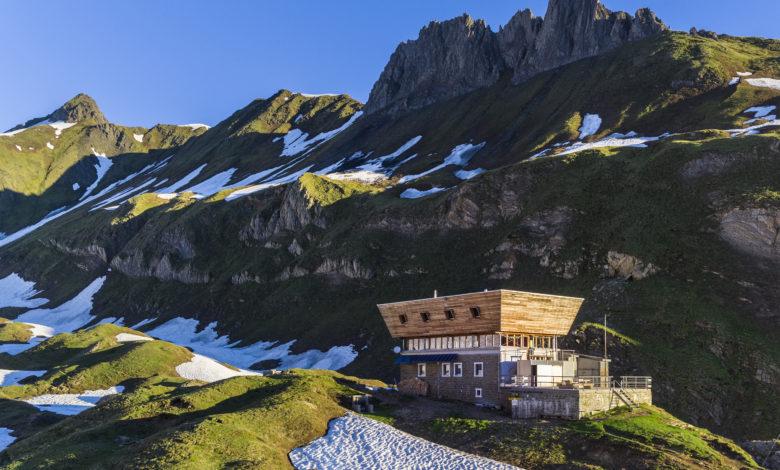Corno Gries Hütte